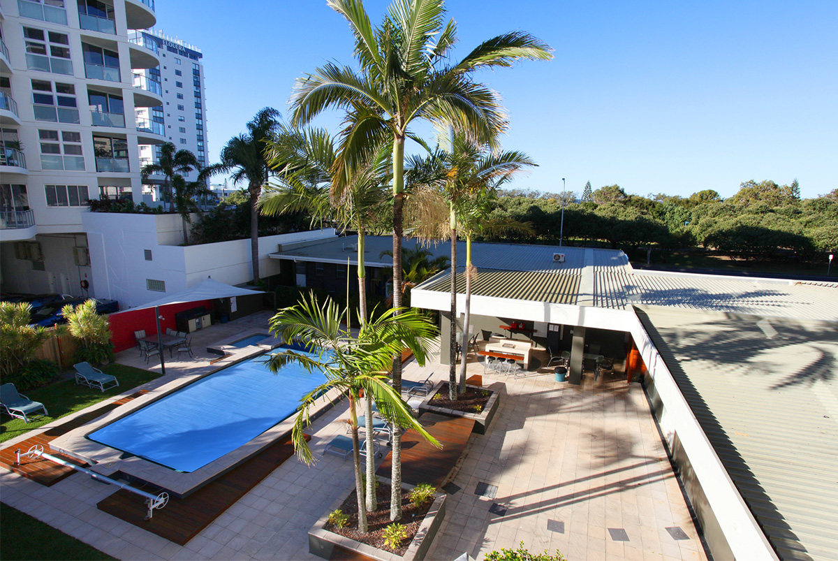 Maroochydore Sands Holiday Apparments